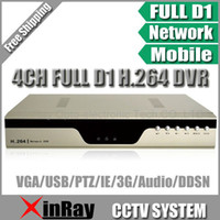 Wholesale Standalone CH Full D1 Video CCTV DVR Video Recorder Security Camera System Support A
