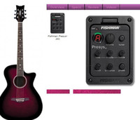 Wholesale Fishman Presys Fishman PRESYS Onboard Guitar Preamp EQ w Tuner Sonicore Undersaddle Pickup