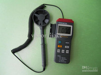 Wholesale The anemometer MASTECH6250 number of the anemometer backlit display