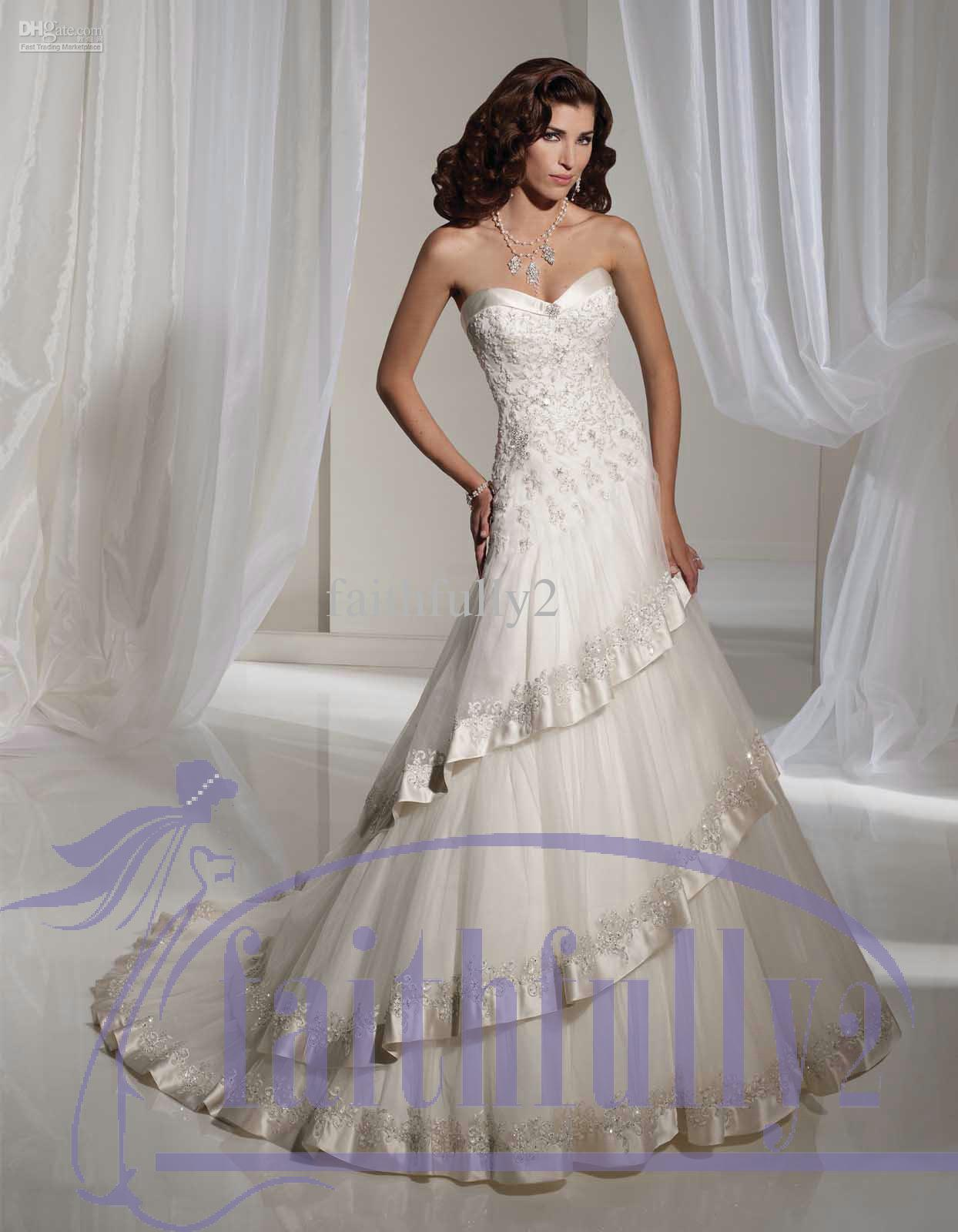y Vintage Sweetheart A Line Wedding Dresses Lace Beaded