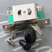 Wholesale 3 Way Electric Guitar white or Blade Toggle Switch