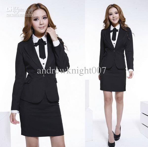 Womens Black Suits Sale
