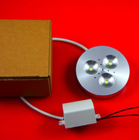 3W puck led light - 50X W LED Dimmable puck lamp led puck light ceiling lamp