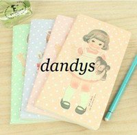 Wholesale NEW fancy girl K Diary book Notepad Memo Paper notebook note book Hand book fashion
