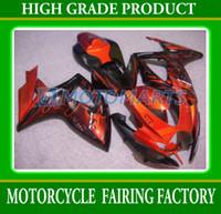 Precio de Suzuki gsxr750 fairing-Llama anaranjada para GSXR suzuki kit 600 750 K6 2006 2007 GSXR600 GSXR750 06 07 GSX -R600 carenado 6752