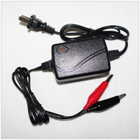 Wholesale New intelligent V car and motorcycle battery charger lead acid batteries