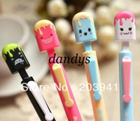 Wholesale New ice cream ball pen Korean Style Ball Pen Promotion Gift Fashion New