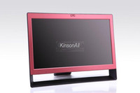 Wholesale 2012 Newest quot DIY High definition LCD TV Computer All In One PC Suite Support Dedicated Graphics