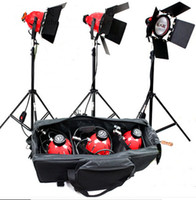 Wholesale New w Studio Video Red Head Continuous Lighting Kit