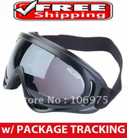 Wholesale KITE SURFING JET SKI MOTORCYCLE BIKER TACTICAL AIRSOFT GOGGLES GLASSES