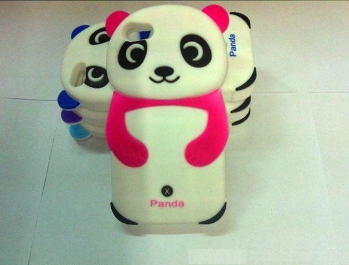 Buy Bear Panda Case Soft Silicone panda Skin Cover Iphone 5 5G 5th 10