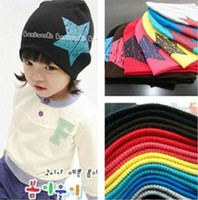 Wholesale 20PCS Baby Hat Baby Cap Infant cap Cotton Beanie Infant Hat Star Cap Toddler Boys amp Girls Hats