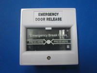 Wholesale Emergency break glass button White color S908W