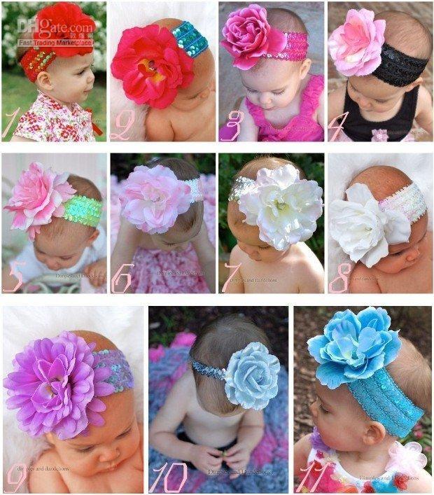 Как сделать цветок на голову из ткани своими руками