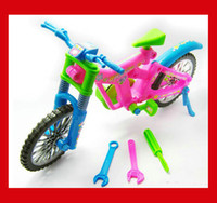 Wholesale Hot sale Creative Detachable Bike Bicycle Simulation Toy Educational Toys For Child Xmas Gifts