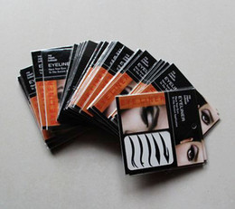 Wholesale Low Price sets pairs eyeline stickers eyeliner stickers Temporary Tattoos cosmetics tattoo