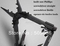 Wholesale Multi Plier DET OEM Stretching Pliers Knife Outdoor Stainless Steel Gerber Kni