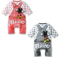 Spring / Autumn baby clothes on sale - 2014 baby romper Autumn winter baby boy jumpsuit best seller bodysuit on sale baby clothes DM14