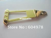 Yes bass guitar tailpiece - gold String Jazz Bass Guitar Tailpiece Bridge