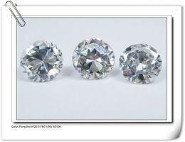 AAAAA CZ stones (Cubic Zirconia Stone) circle 1.25mm Fine Jewellery Rings fittings CZ-01-2-5