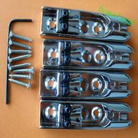Individual Bridge best bass bridge - Best shiping new chrome Individual Bridge for String Bass Guitar
