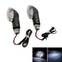 Wholesale Motorcycle LED Turn Lights Brake Light Rhombus New High Quality pairs