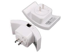 Wireless-N Wifi 802.11N Repeater / B / G Router Réseau Range Expander 300Mbps US / EU / AU plug 1pcs / lot