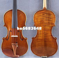 Wholesale Stunning Antiqued Strad Violin Messiah M2976 Great Sound