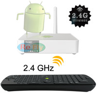 Wholesale 2 G Mini Wireless Keyboard Fly Air Mouse RC11 For Android TV BOX Mini PC Google TV Player