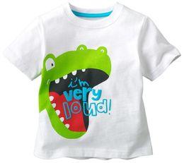 Wholesale Cute Boy Tank Top - jumping beans boys tshirts cute dino tees shirts singlets tank tops jersey kids sweatshirts M1351