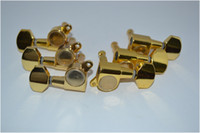 Wholesale Gold color Inline R Tuning Machine Heads For Guitar parts