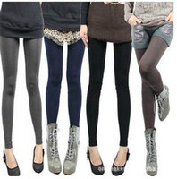 bamboo pantyhose - New Winter Women Bamboo Carbon Fiber Warm Tights Leggings Pantyhose Pants t78j