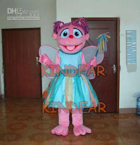 Costume abby cadabby adulte
