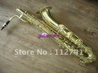 Wholesale NEW Factory Outlet Brass Baritone Saxophone