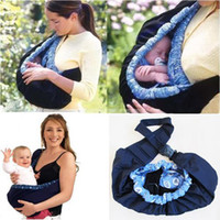 Wholesale Baby Toddler Newborn Cradle Pouch Ring Sling Carrier Stretch Wrap Front Bag New