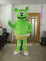 Wholesale character gummy bear costumes custom bear mascot costumes