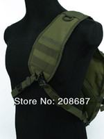 Wholesale Tactical Utility Gear Sling Bag Backpack OD Size L