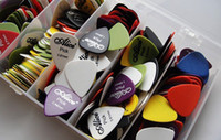 Wholesale authentic scrub ABS guitar picks mm to mm thickness
