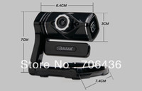 5 Mega 1600x1200 Digital wholesale camera comes with a microphone of HD computer drive free night vision video 2pcs lots