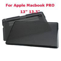 Wholesale Laptop Hard Cover Case For Apple Macbook PRO quot quot New Black N8Q01BL