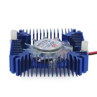 Wholesale 500PCS mm Computer PC VGA Video Card Heatsink Cooler Cooling Fan Pin DC V AB96