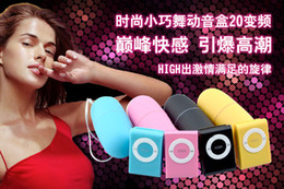 Wholesale Multi Speed Vibration Telecontrol Wireless Jump Eggs Remote Control Vibrating Bullets Adult Sex doll