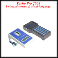 Wholesale 2013 Tacho Pro Universal Dash Programmer PLUS UNLOCK Mileage Correction For Most Vehicles obd03