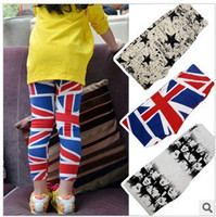 Wholesale New pairs girls Hello Kitty Leggings Cute cartoon Pants for autumn spring