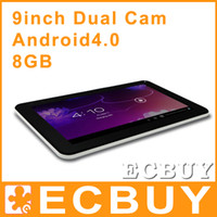 9 inch Android 4.2 8GB Dual camera 9 inch Allwinner A13 8G 1.5GHz Capacitive Tablet PC Android 4.0 4.1 4.2 WiFi UMPC A20
