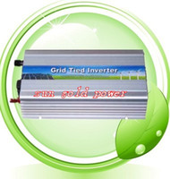 Wholesale 600w grid tie power inverter solar DC V V for solar panel system max w