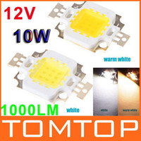 Wholesale High Power W Warm White White LED Lamp Chip LM Bright Light H8898WW W