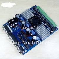 Cheap CNC 4 Axis Stepper Motor Driver ( Stepping Motor Driver ) Board Controller TB6560 Chip 10PCS LOT