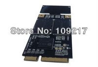 Wholesale KingSpec mm mm Mini PCI E SSD KSM PMP MS PATA GB MLC for DELL MINI9 INSPIRON