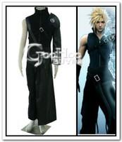 anime cosplay final fantasy - Final Fantasy VII Cloud Strife cosplay costume